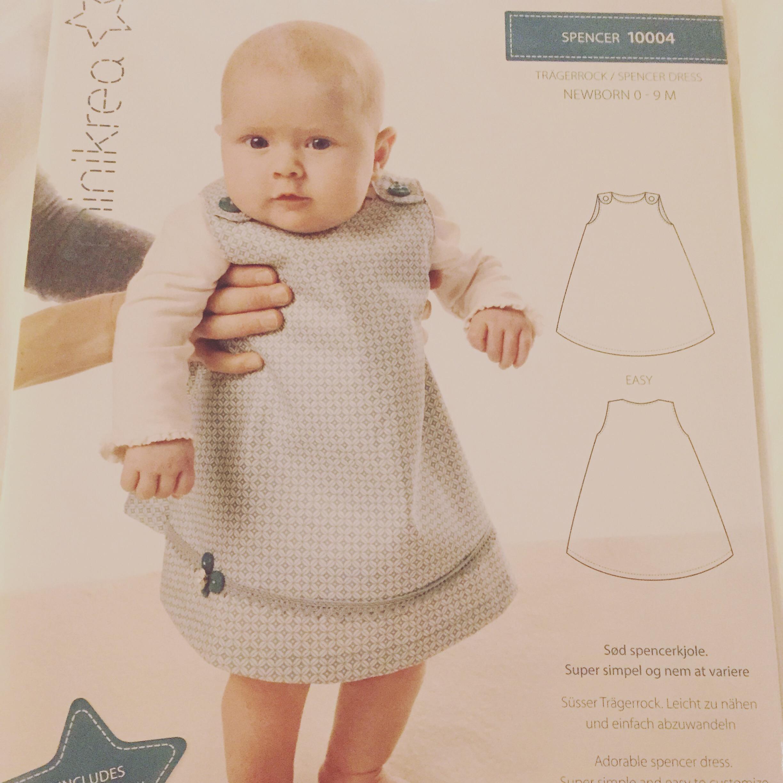 Minkrea Spencer 10004 Baby Dress – Amy\'s Atelier